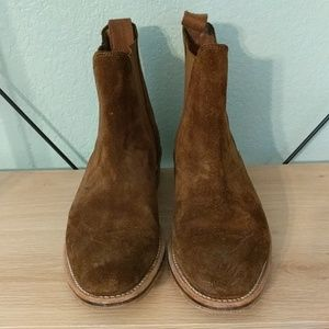Grenson Shoes - ❗ SALE ❗Grenson Nora Chelsea Suede Boots